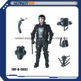 軽量の容易本管の部品の保護反暴動のスーツを運ぶ