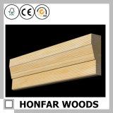 modanatura di legno materiale della parte superiore della decorazione di 21mm x di 69mm