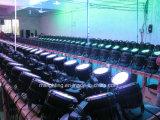 IP impermeabile 65 dell'indicatore luminoso della fase di PARITÀ 64/LED di 36*RGBW 4in1 LED