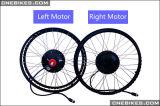 24V 180W Brushless Hub Motor Kit para silla de ruedas eléctrica