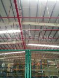 Ventilador más seguro grande de la aleación de aluminio del equipo industrial de la ventilación de Bigfans7.4m