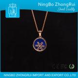 Gift 925 Echte Zilveren Reeks 6 van Kerstmis van Kerstmis van de Tegenhanger van de Juwelen van Lapis lazuli