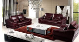 Sofa moderno Furniture Leather Sofa con Genuine Leather