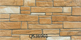 Baldosas de cerámica de porcelana 3D de piedra rústica pared exterior para al aire libre (300x600mm)
