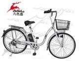 24V 250W Stadt-Art-Sattel-elektrisches Fahrrad (JSL801)