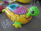 De Boot van de Bumper van Kiddy van de schildpad, het Spel van het Water, het Spel van het Zwembad