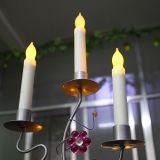 Vela votiva sin llama del palillo largo del LED