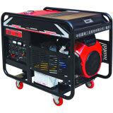 13kVA de Generator van de Benzine van Honda met Wiel