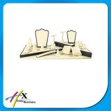 La venta al por mayor modificó la visualización de cuero de la joyería para requisitos particulares de la PU