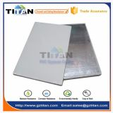 154装飾的なPVCによって薄板にされるPVC天井は595*595をタイルを張る