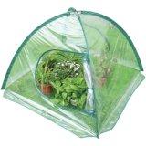 Estufa transparente Foldable média do PVC da planta de jardim do tamanho de Onlylife