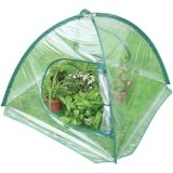 Onlylifeの中間のサイズの園芸植物Foldable PVC透過温室
