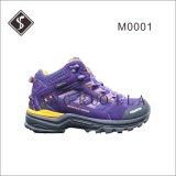 Новый тип взбираясь напольные ботинки и ботинки водоустойчивые