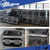 Grua elétrica do estágio do preço do competidor 0.5ton do fabricante de China