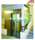 거주를 위한 안전 유리 차 별장 엘리베이터