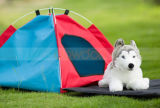 Puppy Cat Rabbit Camping를 위한 Foldable Soft Pet Dogtent Indoor Outdoor Safety House Bed