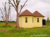 Полуфабрикат модульная дом ГЛОТОЧКА для прожития семьи