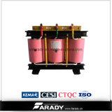 Tipo seco avaliação 10-4000kVA de Scb da exportação dos fabricantes do transformador do transformador