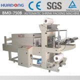Machine thermique d'emballage en papier rétrécissable de contraction de produits cylindrique automatiques de bandes