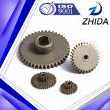 O fabricante de China da engrenagem aglomerada da metalurgia de pó com ISO aprovou