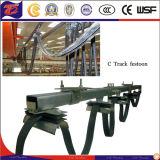 Câble à grande vitesse de pont roulant d'acier inoxydable