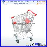 Вагонетка покупкы супермаркета от Китая