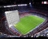 W 1000 la mayoría de la luz de inundación de gran alcance del LED para el estadio de fútbol