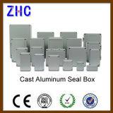 De gegoten Kabeldoos van het Metaal van het Aluminium van het Vakje 228*150*75 mm van de Bijlage van het Project