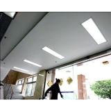 300*1200mm 36W SMD2835 Lm80 알루미늄 합금 바디 새로운 세대 LED 위원회 빛 실내 점화