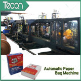 Máquina do saco do papel de embalagem de conservação de energia