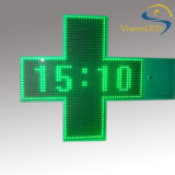 P16 Outdoor 80cm LED Pharmacy Cross Display