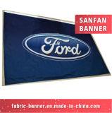 Bandeira relativa à promoção do cabo flexível da impressão de cor cheia