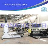 PP/PE/HDPE/LDPE Plastikaufbereitengranulierer-Maschine