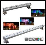 Barra della rondella della parete di colore LED di IP65 40W RGB&Single