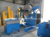 10 tonnellate di Decoiler idraulico automatico