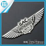 Значок эмблемы логоса всеобщей собственной личности стикера металла слипчивый