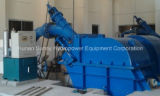 Hidro (água) gerador de turbina horizontal das energias hidráulicas da turbina Cj237/de Pelton