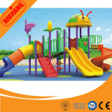 Cour de jeu extérieure d'amusement, matériel de cour de jeu d'enfants