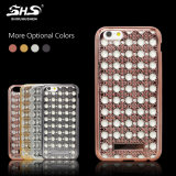 iPhone를 위한 Electroplated TPU Diamond Agate Case 5 5s 6