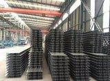 Cubierta de acero del Rebar del nuevo de construcción palmo largo del material