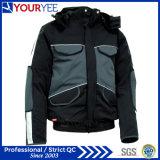 Jupe imperméable à l'eau chaude accessible populaire de l'hiver avec le capot détachable (YFS115)