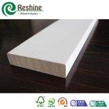 Baseboards древесины сосенки Radiata соединения перста праймера