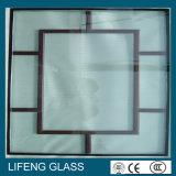 Vetro isolato vetro vuoto basso di E per costruzione
