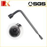 acciaio al carbonio di 17mm/19mm L pneumatico Wrencn/chiave
