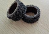 Rodas de lixamento do nylon para polonês
