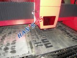 Máquina de estaca industrial 500With1000W do laser do metal, máquina de estaca do laser do metal do CNC