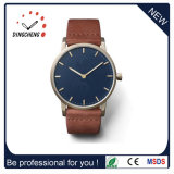 中国の腕時計の製造者の革バンドDw Relojes (DC-1079)