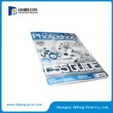 A4 A5 Catalogue d'impression avec couverture laminée