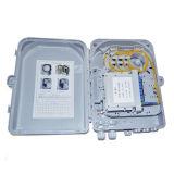 Коробка прекращения стекловолокна 16 сердечников, коробка распределения оптического волокна, коробка напольного волокна терминальная