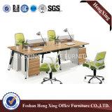 Le meilleur poste de travail modulaire de vente Hx-6D019 de bureau de compartiment de bureau de Patition de bureau de meubles de panneau